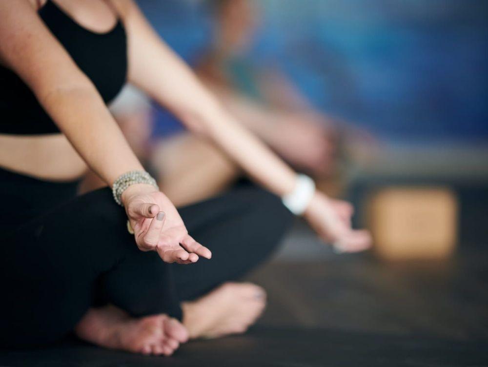 Yin Yoga Class West Kelowna