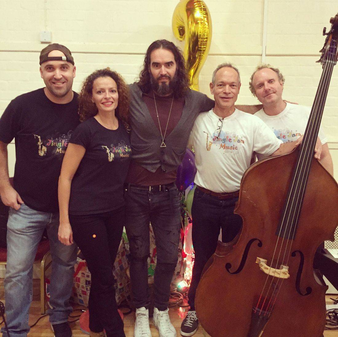 kids parties, Russell brand, kids music, entertainment,