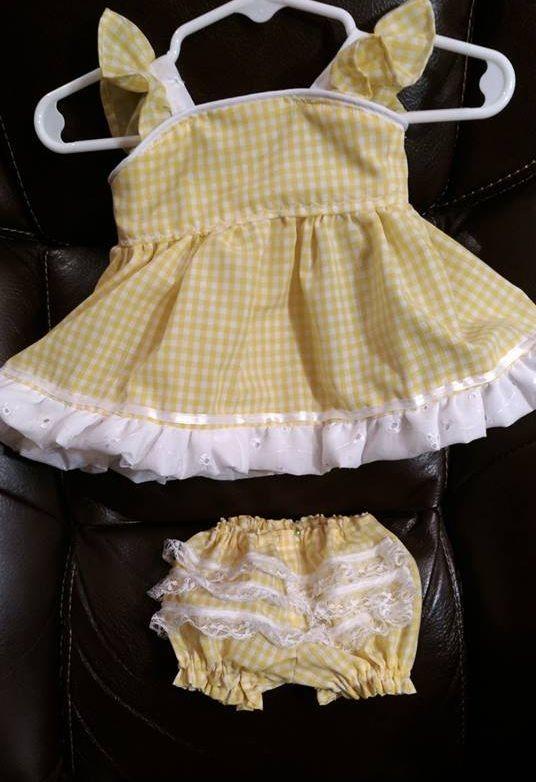 Infant Dress, Baby Dress, Infant Clothes, Newborn Clothes