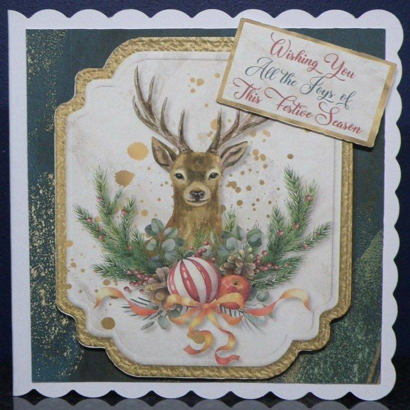 Merry & Bright - No 11 - Wishing You All