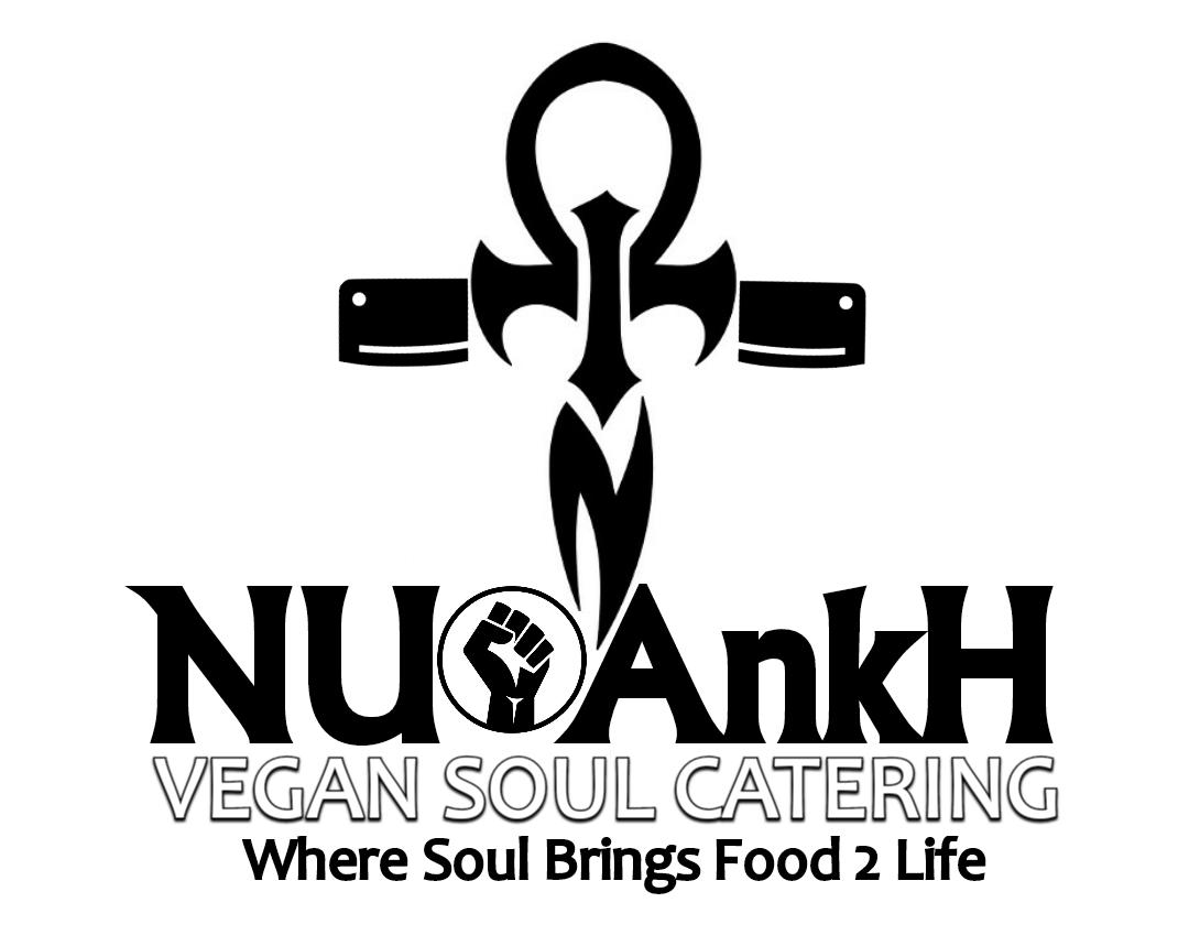 Nu-Ankh Vegan Soul Catering logo