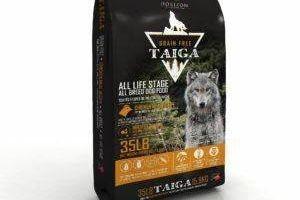 Taiga Chicken Dog food Horizon dog food