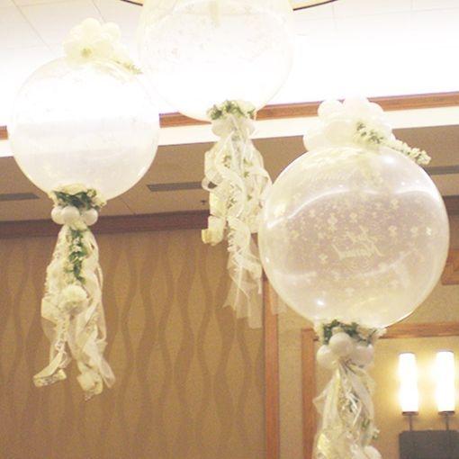 Wedding Bubble Danglers