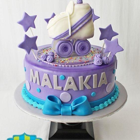 Custom Rollerskate Cake Milwaukee