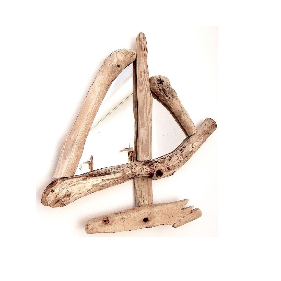 Driftwood Mirror 13