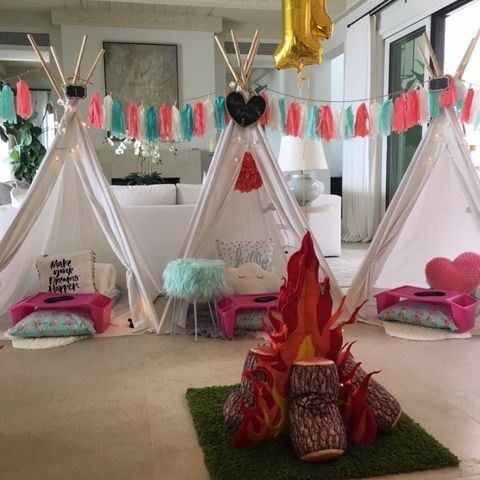 kids party rentals, teepee party rentals, teepee rentals, sleepover party, sleepover parties, slumber party, slumber parties, kids birthday party, kids birthday parties, party planner, kids party planner, Newport Beach, Orange County, CA