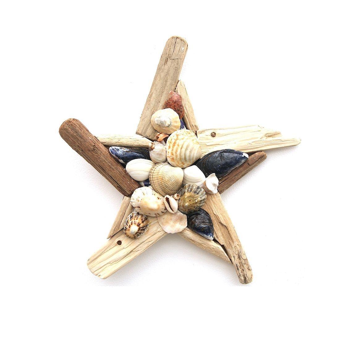 Driftwood Starfish 4
