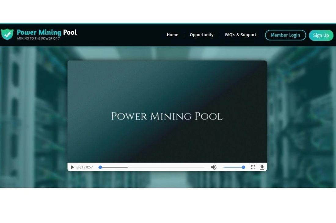 Power Mining Pool