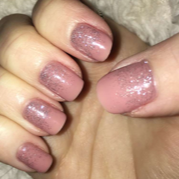 Gel Manicure Polish Gellux Heart Breaker