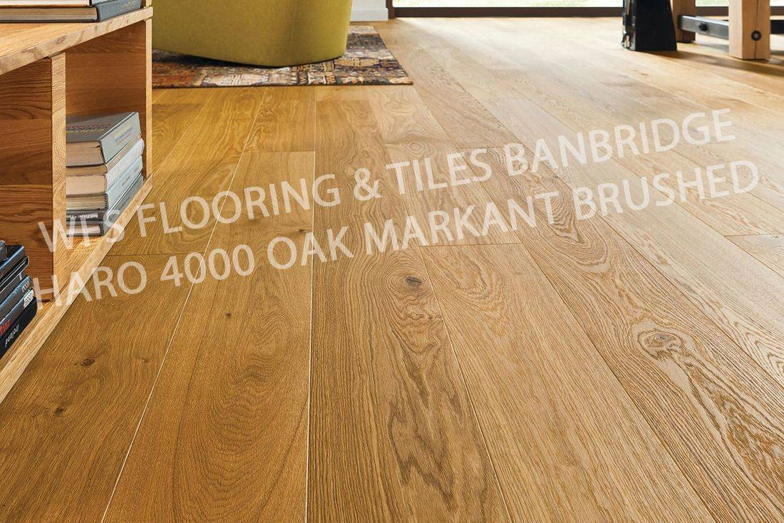 Haro 4000 Oak Markant Brushed