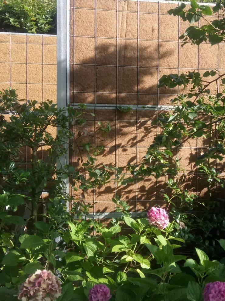 geluidswerende schermen tuin