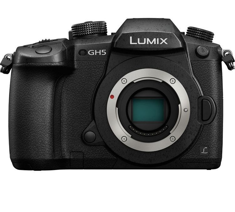 Panasonic Lumix DC-GH5 Digital Camera Memory Card Error