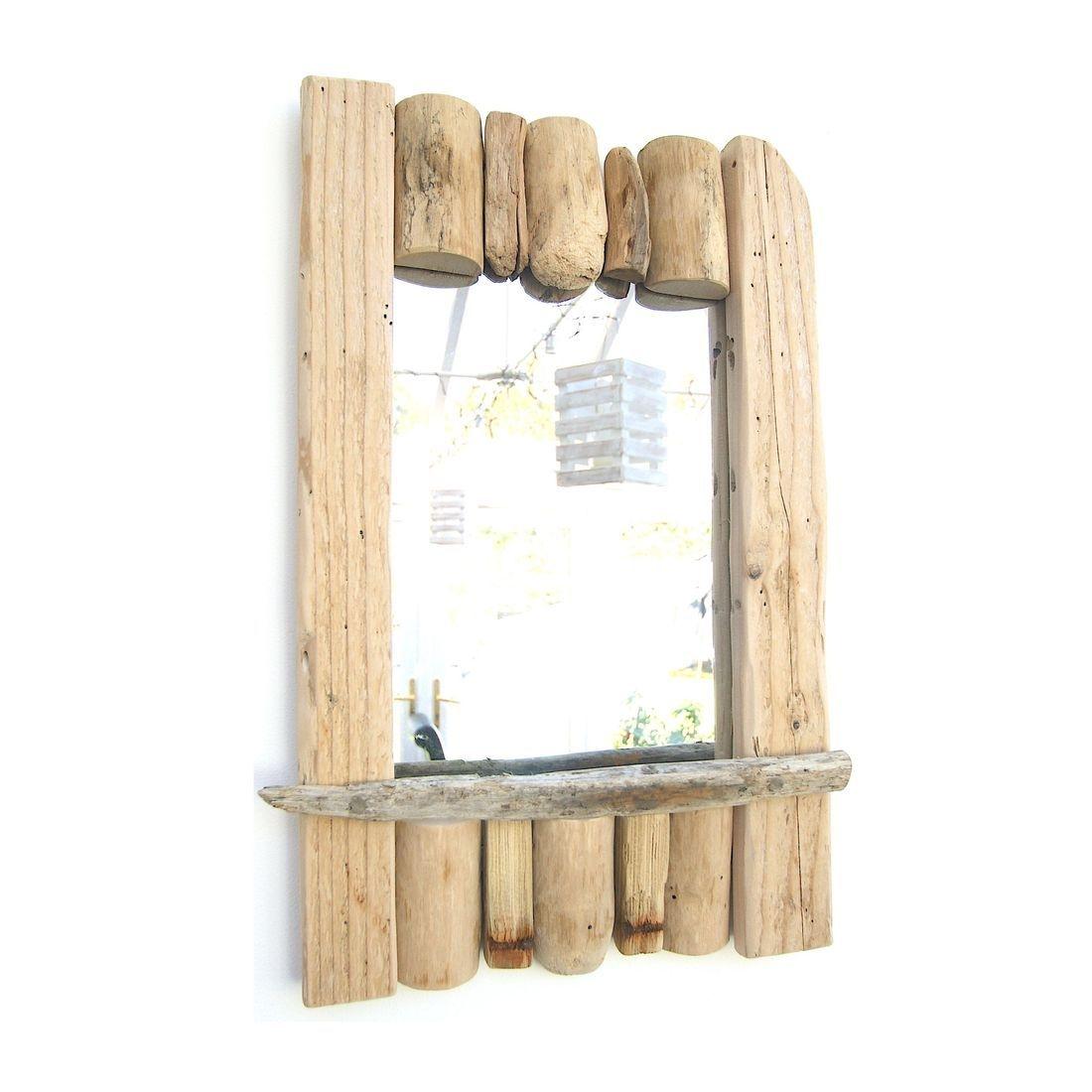Driftwood Mirror 32
