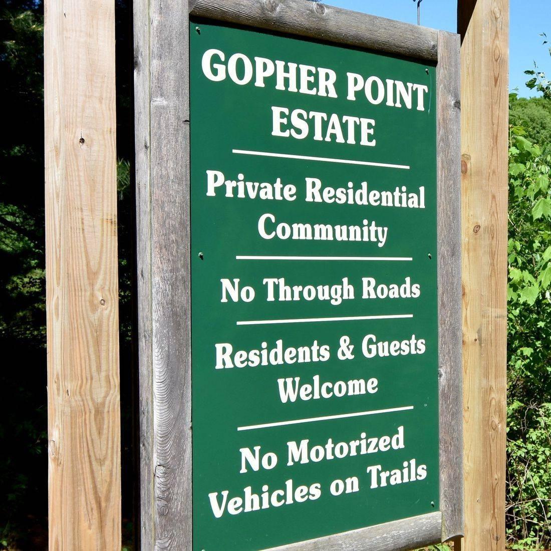 Gopher Point Estate