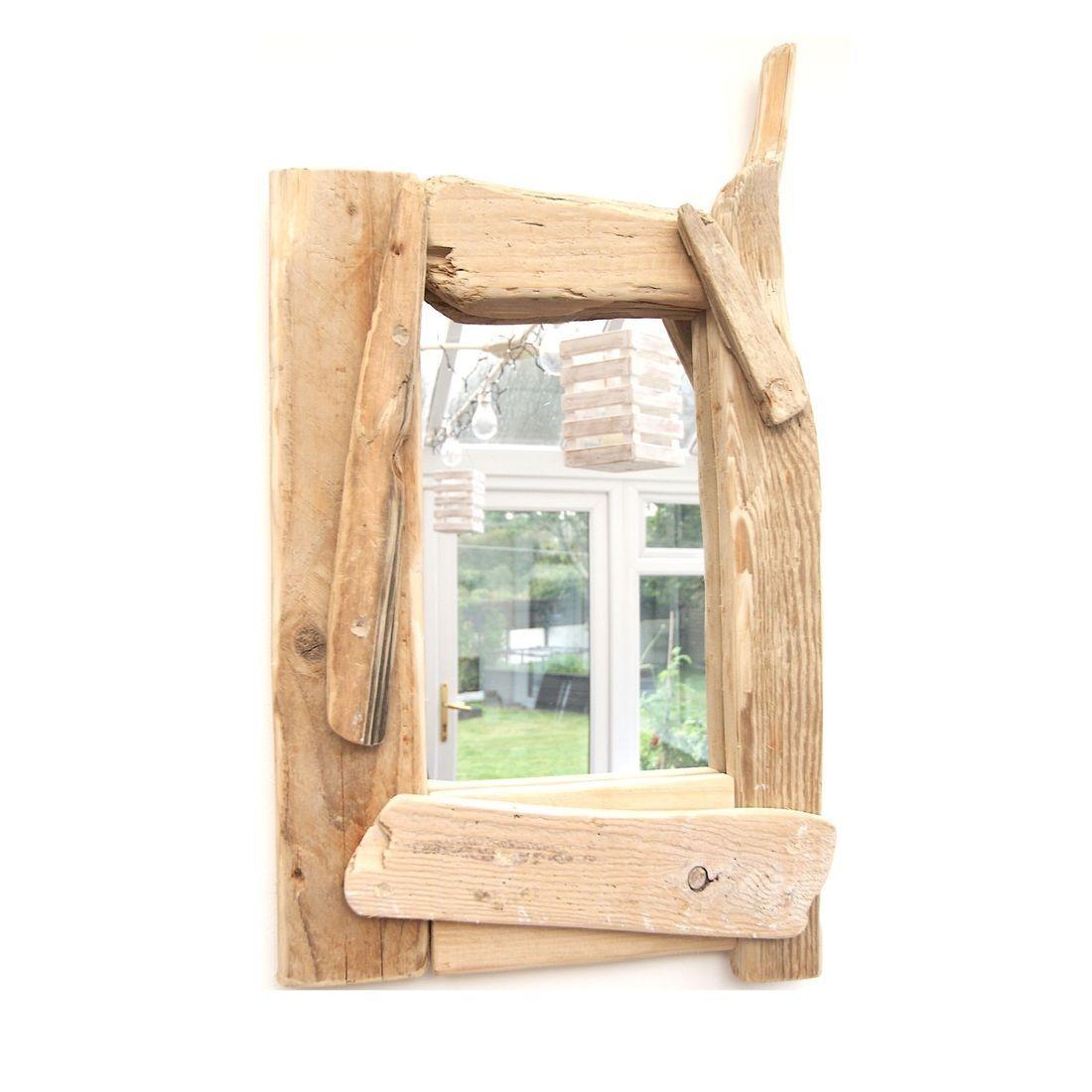 Driftwood Mirror 23