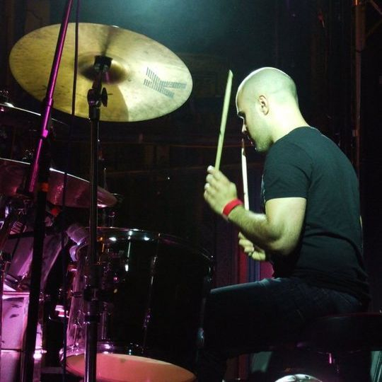 JR Drumming Tuition