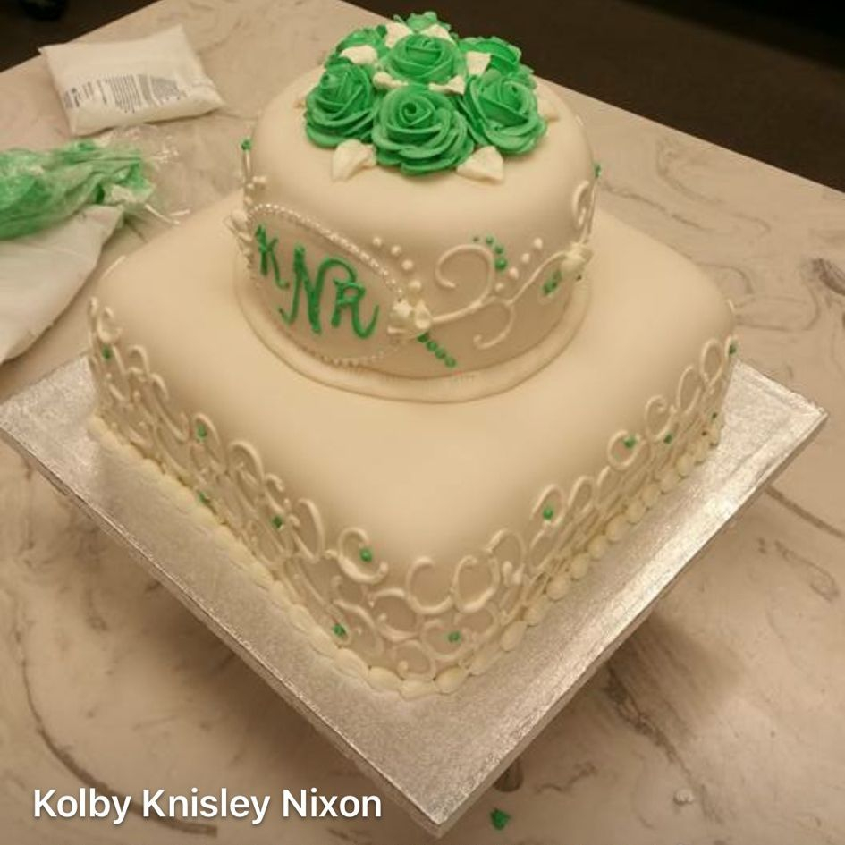 Cup Cake, Custom, Wedding