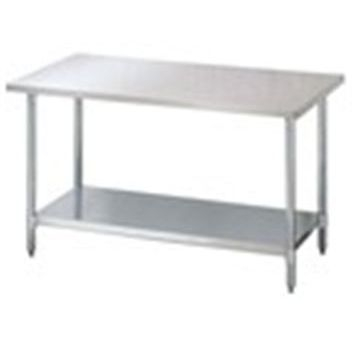Worktables Stainless steel top