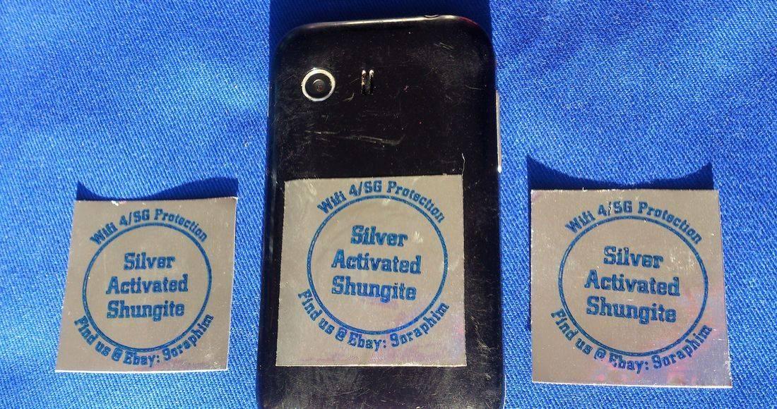Shungite Protection stickers, shieldite, shungite store, cosmic reality