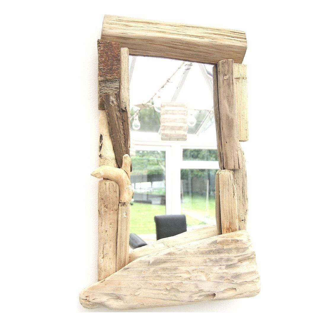Driftwood Mirror 38