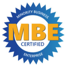 MBE certification logo