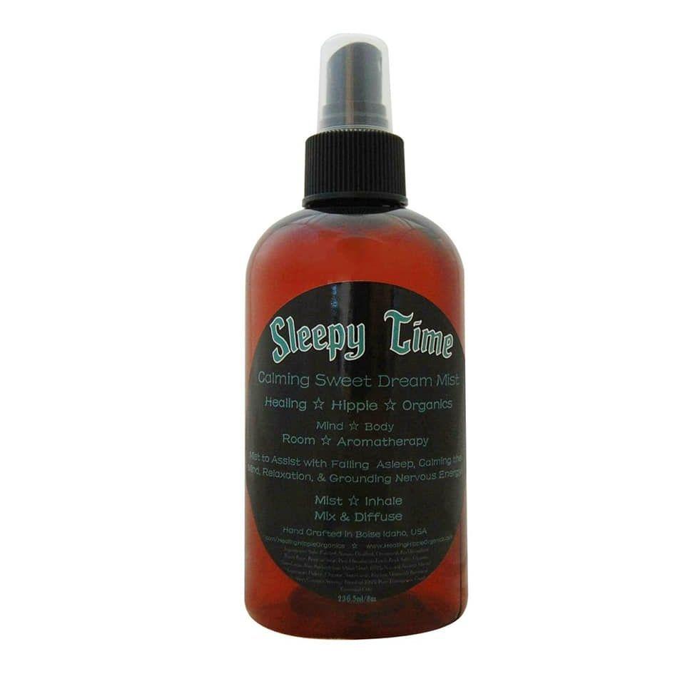 Sleepy Time,  Healing Hippie Organics, Boise, Idaho, USA