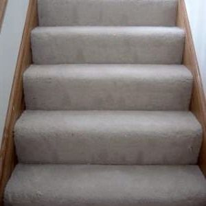 stairs cleaning