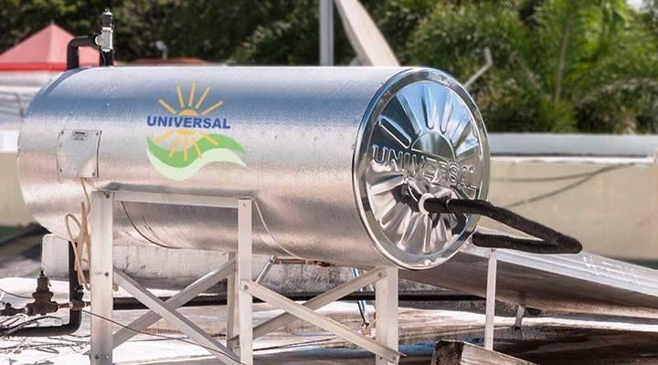 Tanque para calentador solar