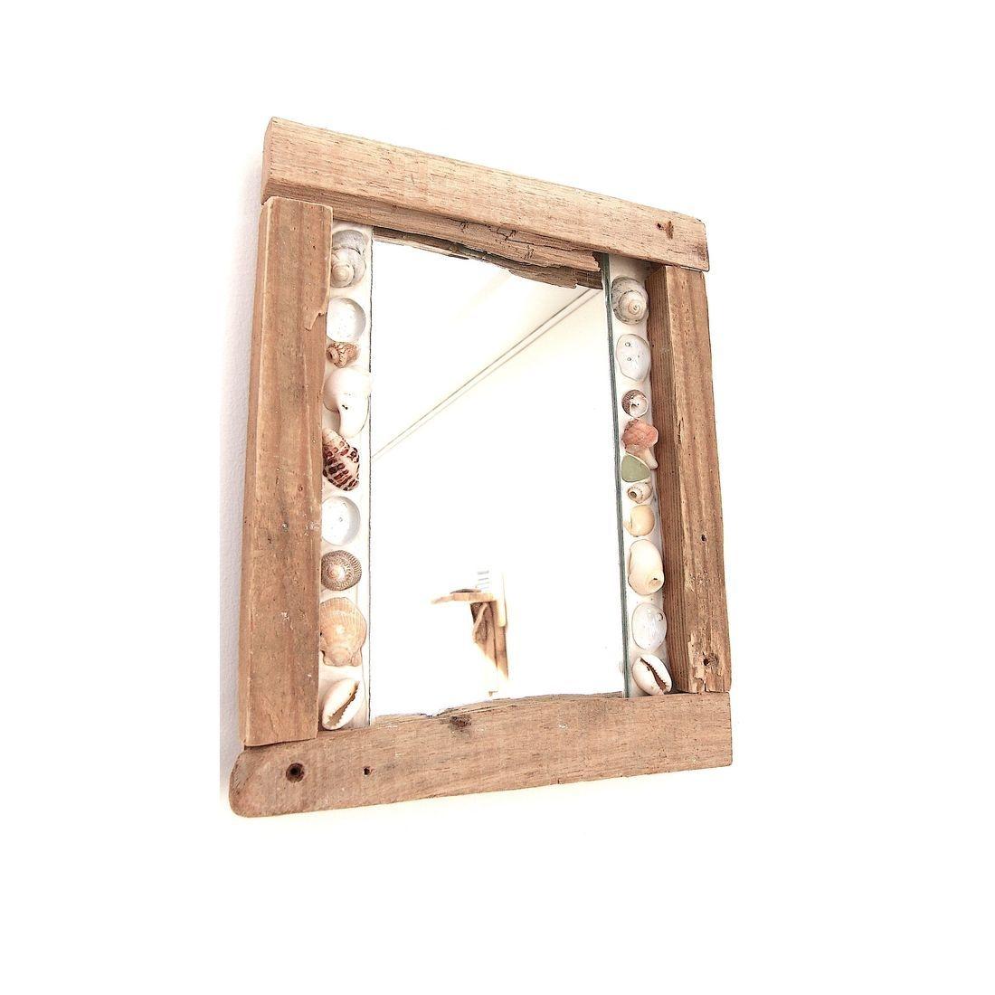 Driftwood Mirror 40