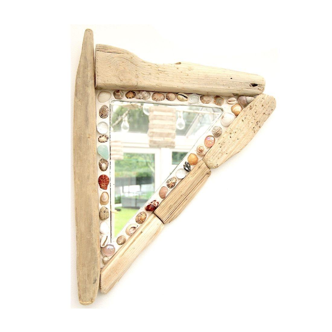 Driftwood Mirror 39