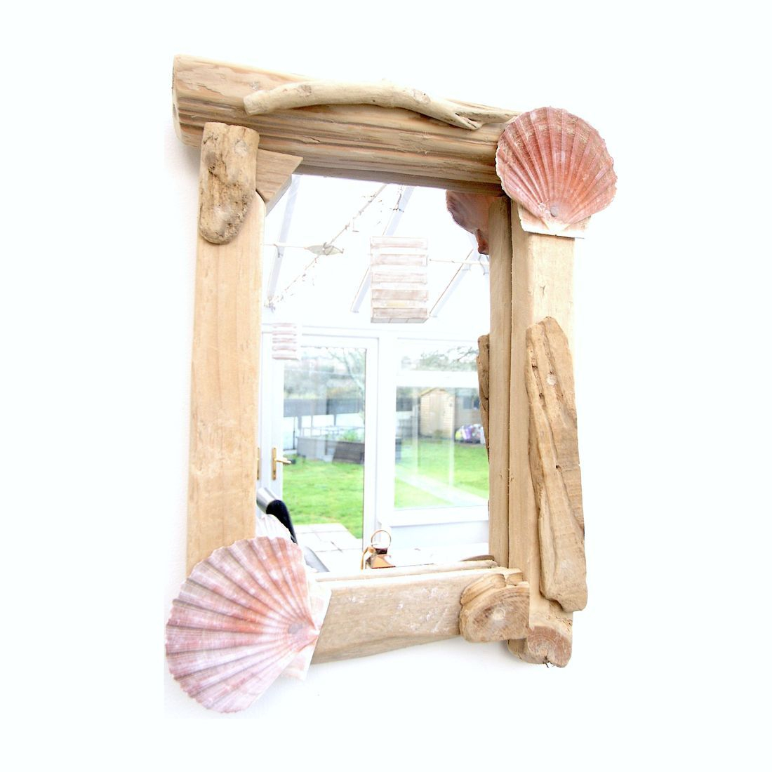 Driftwood Mirror 29