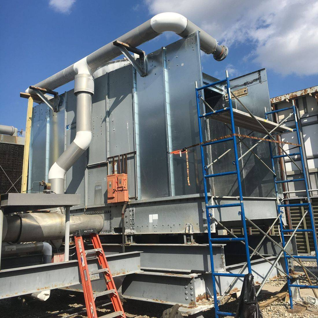 Cooling Tower Service New Jersey