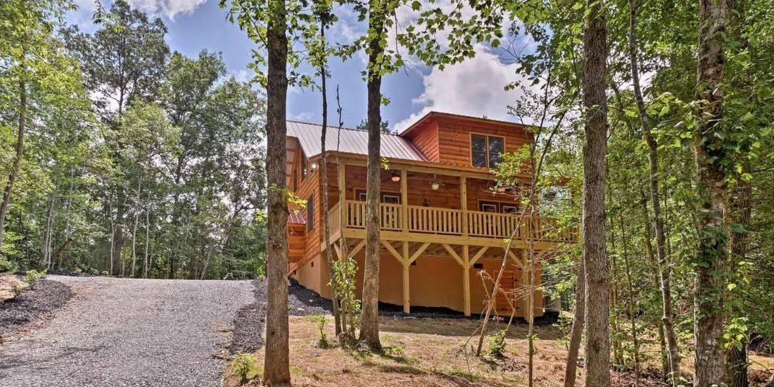 mountain cabin rental