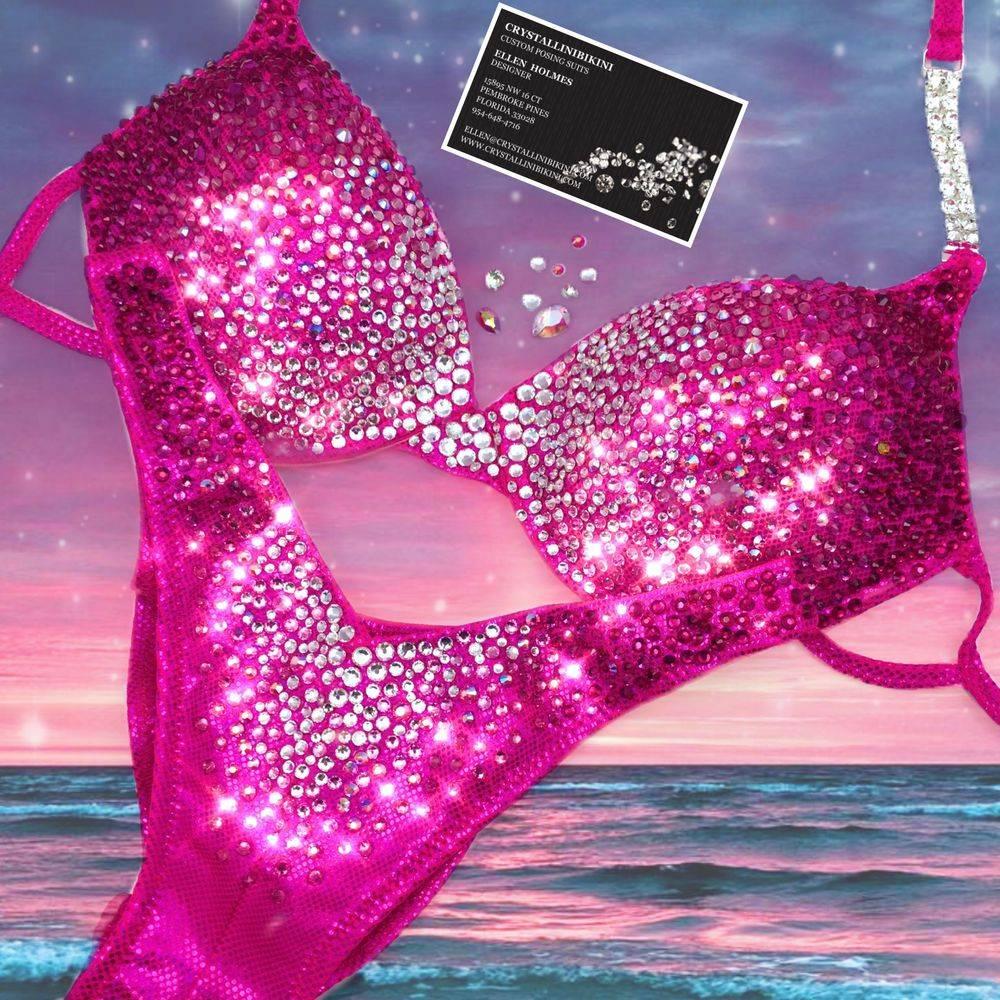 pink wellness bikini