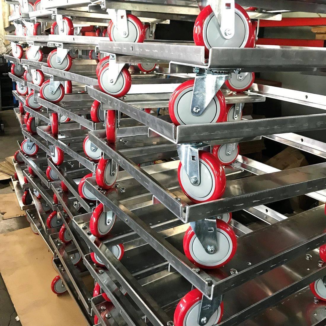 Aluminum Carts