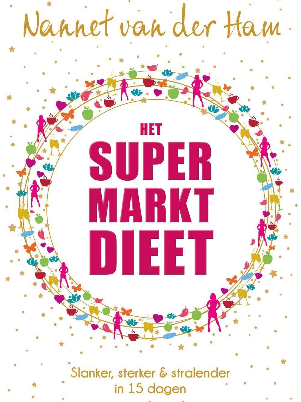 SuperMarkt dieet Spiritueel afvallen Nannet van der Ham Reset Jezelf! Retreats Pilates Puur en Kuur