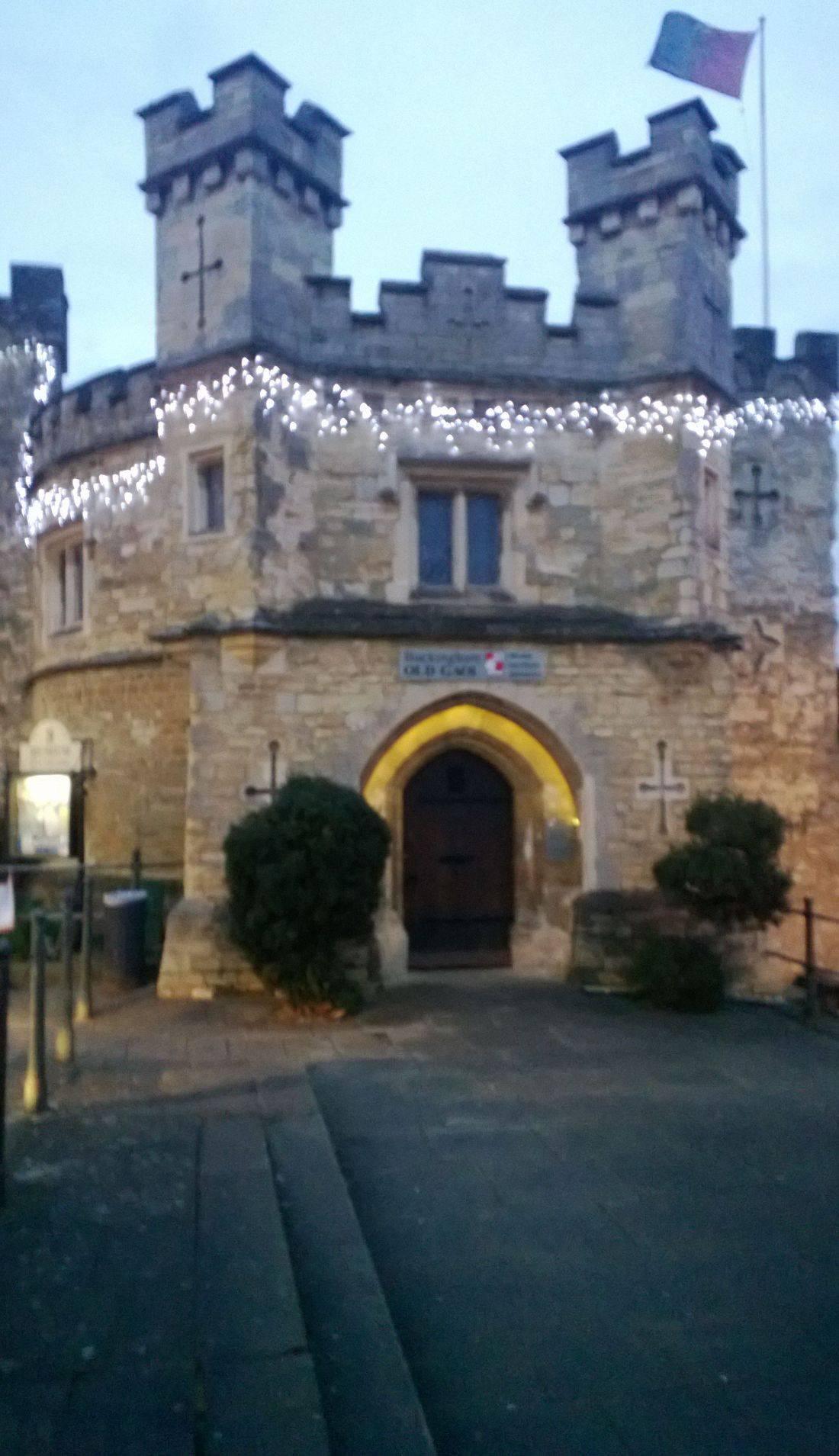 Buckingham Gaol Courier Service