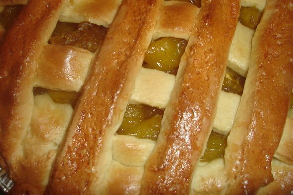 Pie Pina and cream Cheese