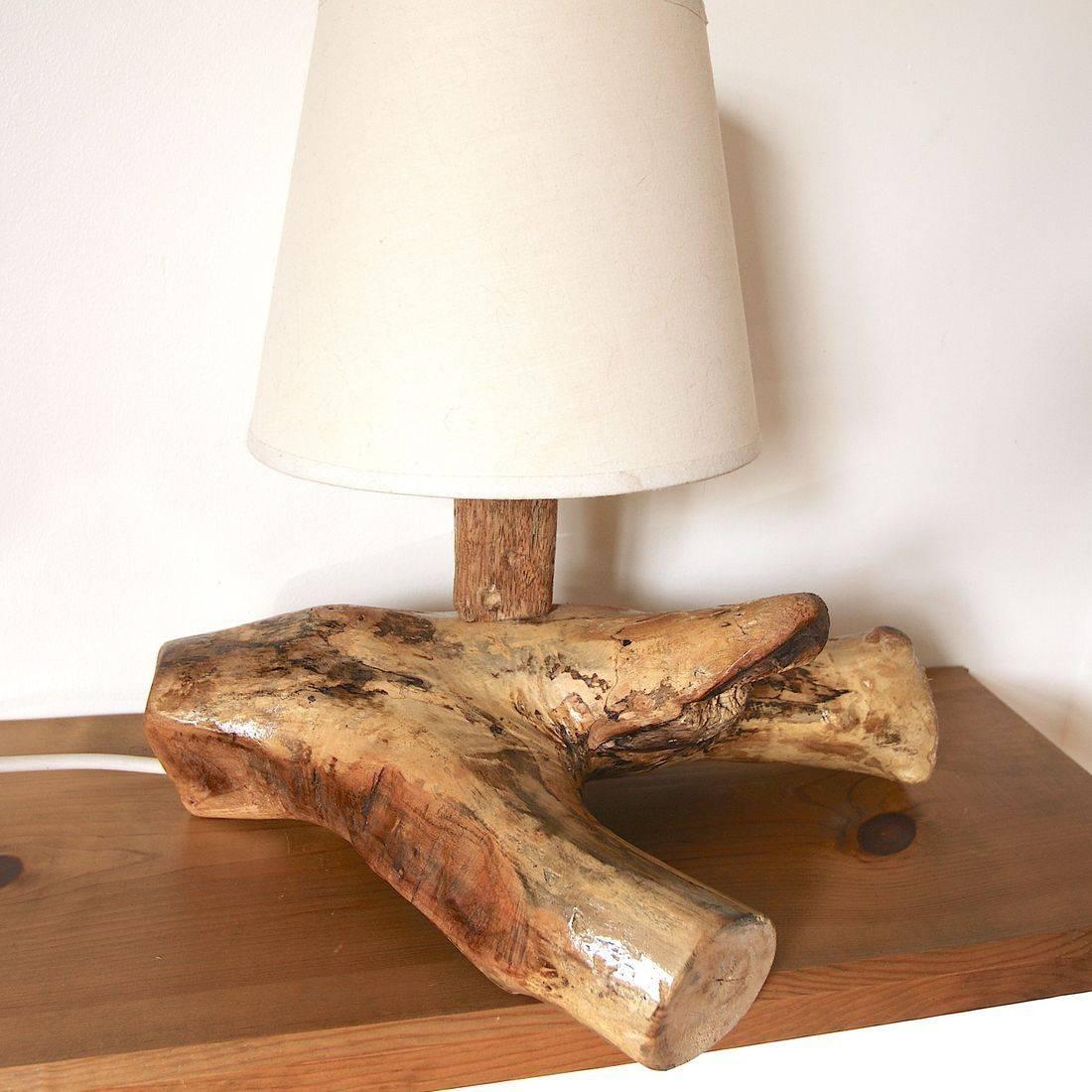 Driftwood Lamp 13