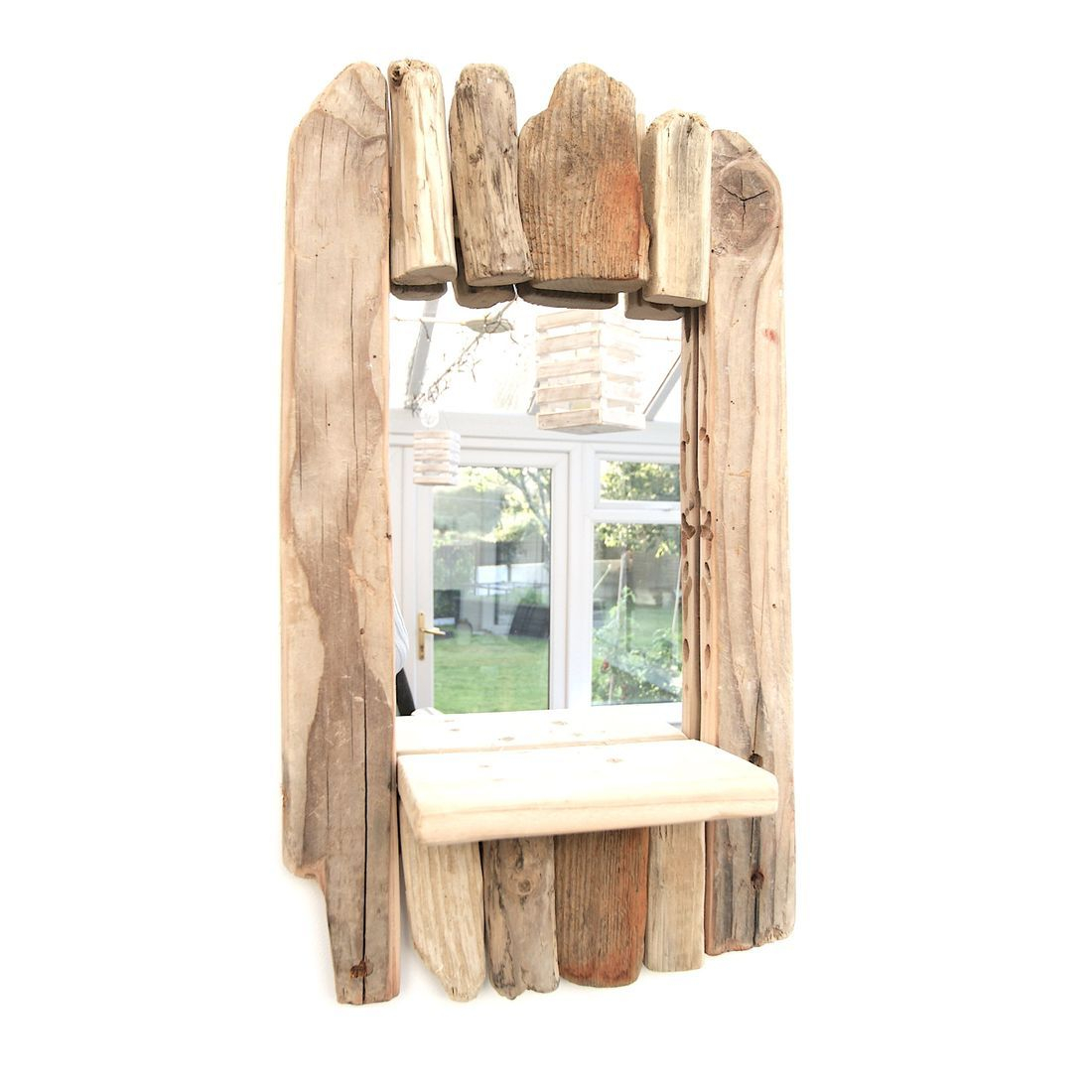 Driftwood Mirror 7
