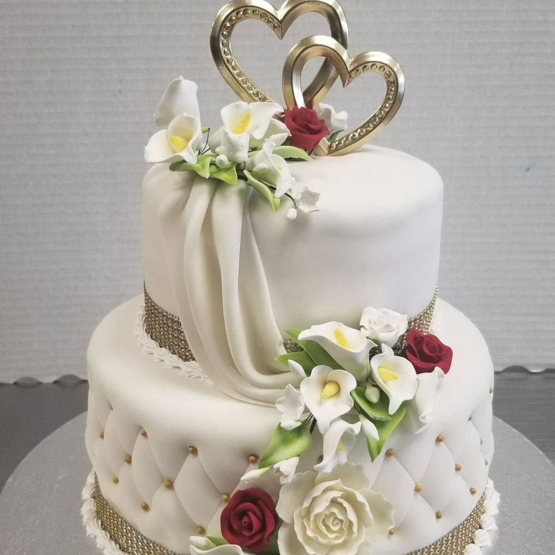 Wedding cake # 2