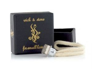 Ashleigh & Burwood: Replacement Wick - Small
