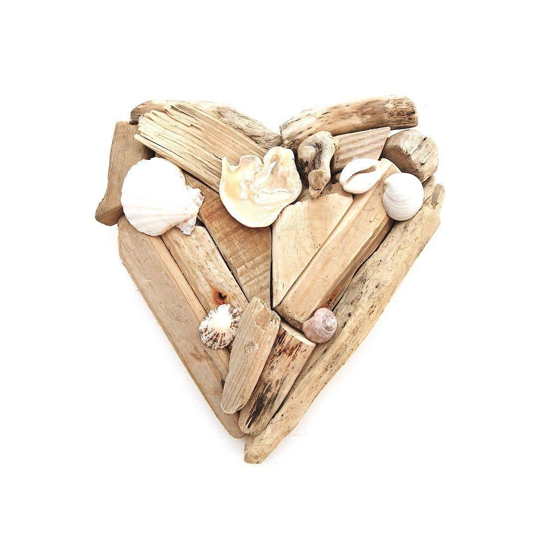 Driftwood Heart 13
