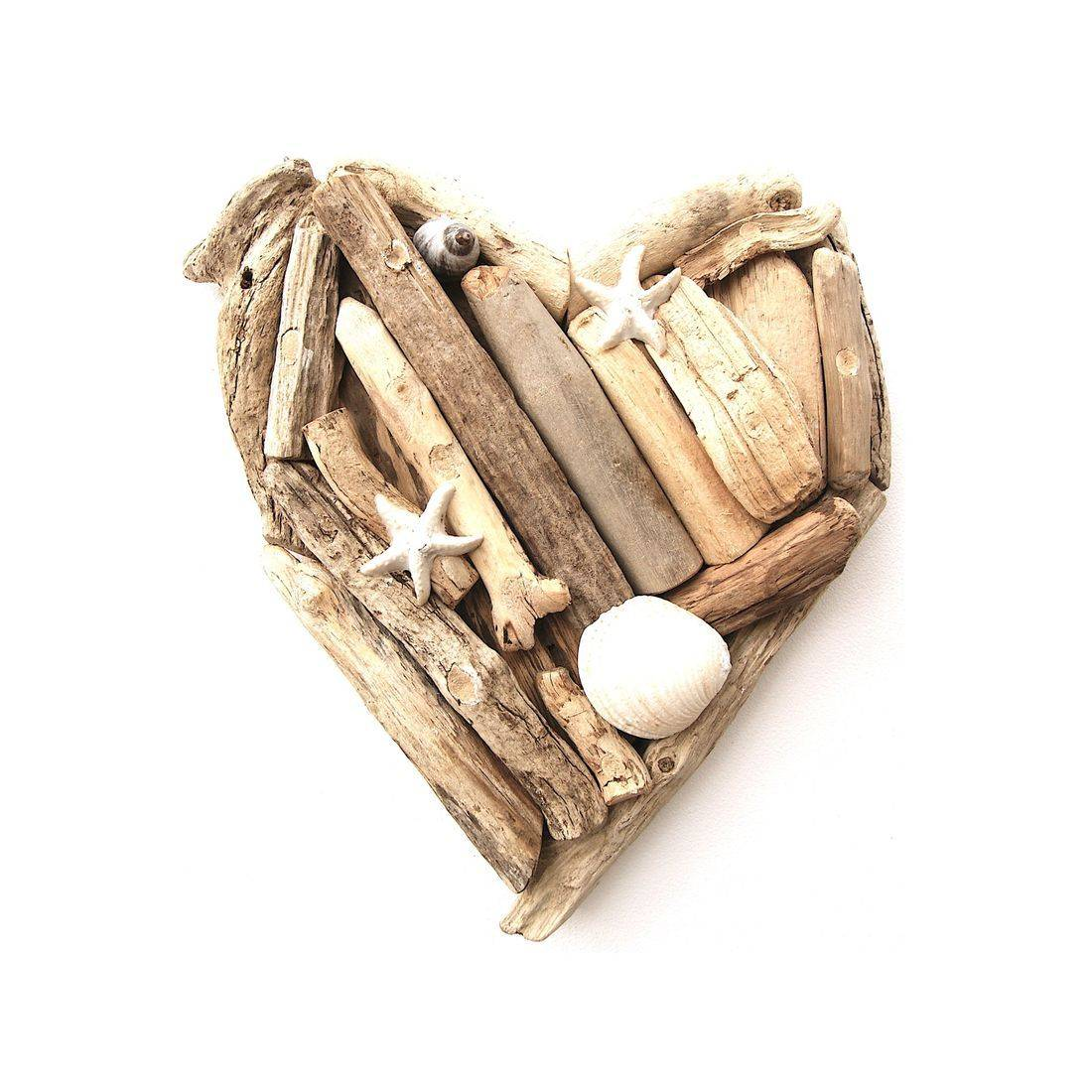 Driftwood Heart 10