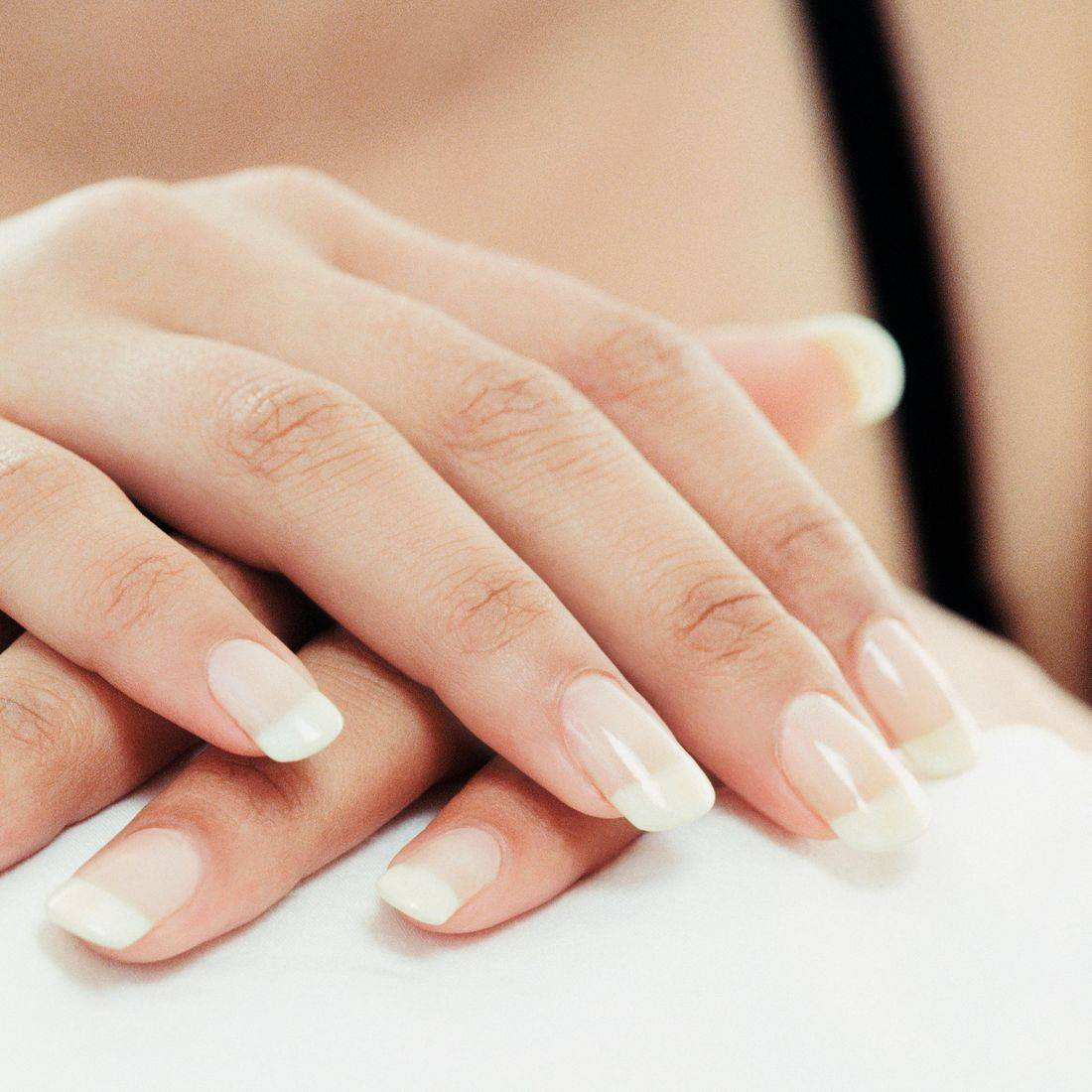 How to get rid of white patches in fingernails