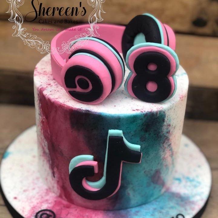 birthday cake tiktok beats headphones