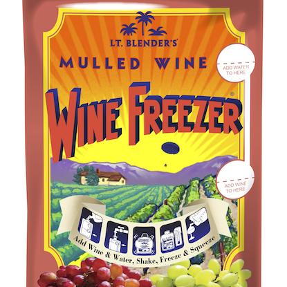 Wine Freezer Mulled Wine