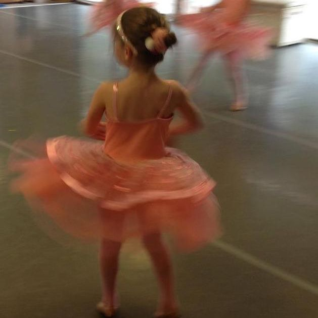Imagination day at our north Spokane ballet studio...:)