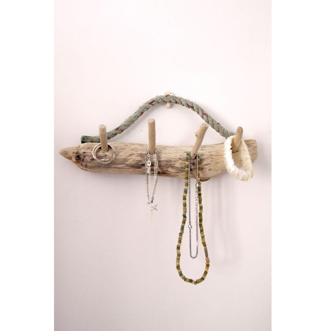 Driftwood Jewellery tree 9