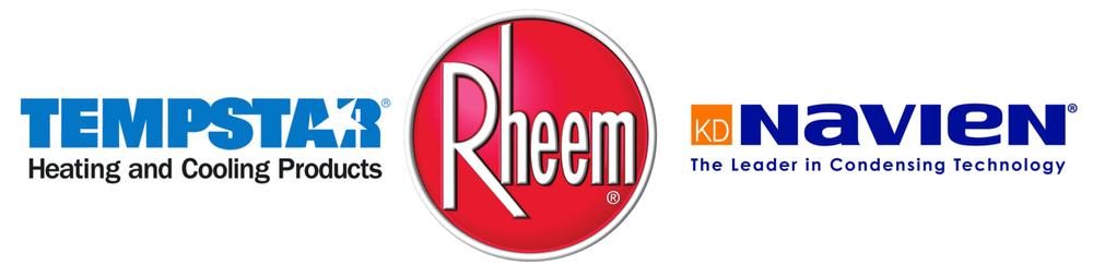Tempstar Regina, Rheem Regina, Navien Regina